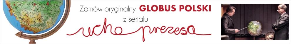 globus polski z ucha prezesa