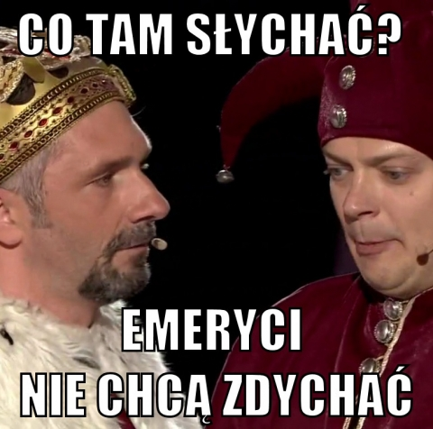 Co tam słychać?
