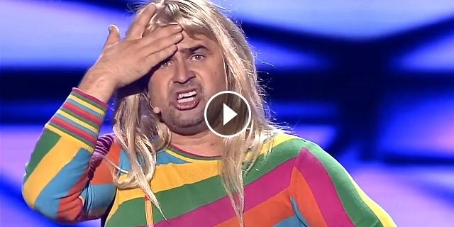 <b>Kabaret Paranienormalni</b> - Mariolka i testowanie leków