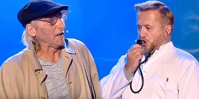 <b>Kabaret Moralnego Niepokoju</b> - Nauczyciel u lekarza