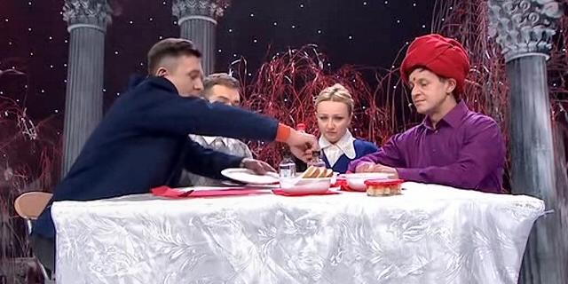 Jurki - Wigilijny obiad