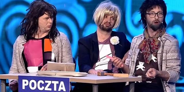 <b>Kabaret Łowcy.B</b> - Poczta