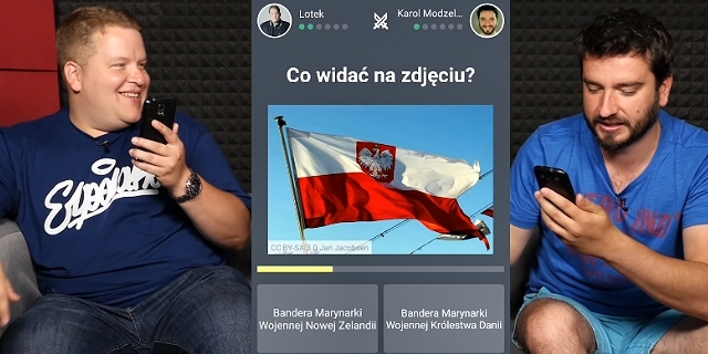 Lotek vs Karol (Quiz House Challenge)
