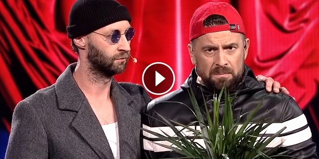 <b>Kabaret Paranienormalni</b> - Leon Zawodowiec