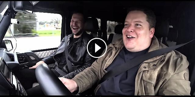 Pacześ - Czarna Wołga S01E03: Mercedes G63 AMG