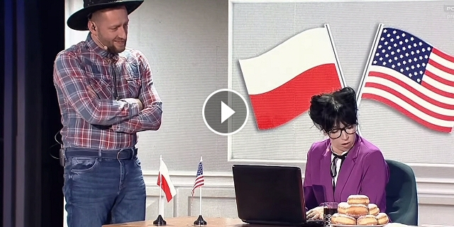 <b>Kabaret Nowaki</b> - Wiza do Polski