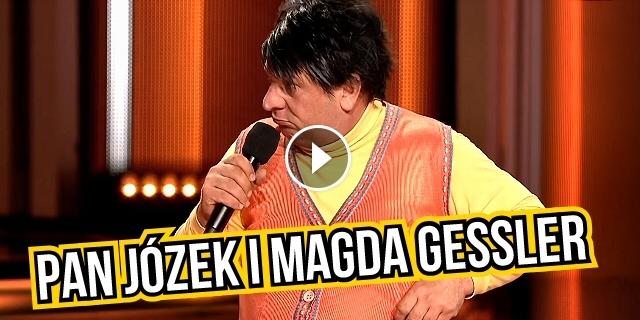 Halama - Pan Józek i Magda Gessler