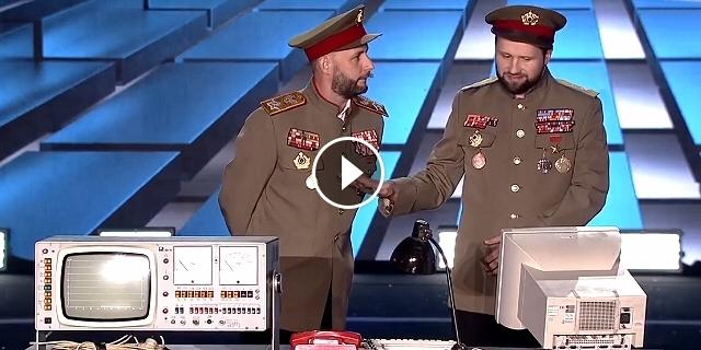 <b>Kabaret Skeczów Męczących</b> - Rosyjski FaceApp