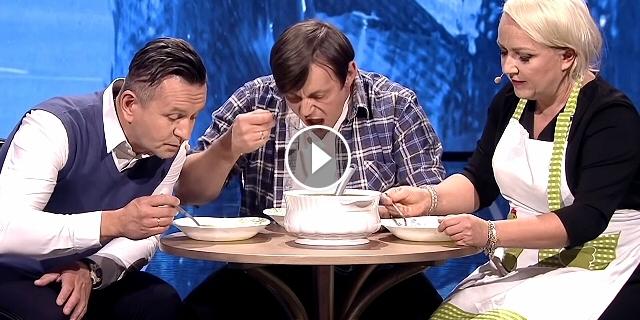 <b>Kabaret Jurki</b> - Obiad