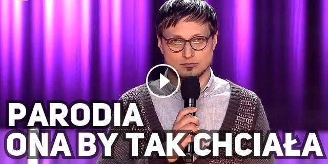 Chcemy Słowackiego (Ona by tak chciała parodia)