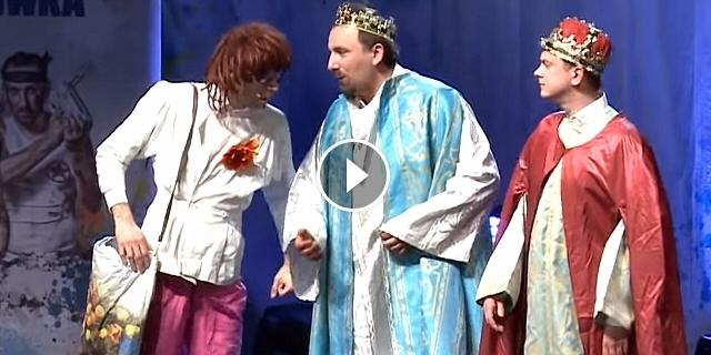 Wandzia i trzej królowie - (The Sejm - Live in London)