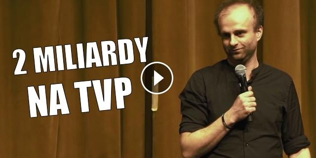 <b>Marcin Wojciech</b> - 2 mld na TVP