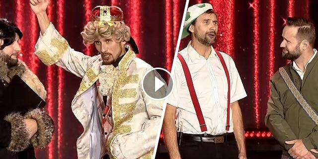 Król i Polacy z przyszłości [nowa wersja]